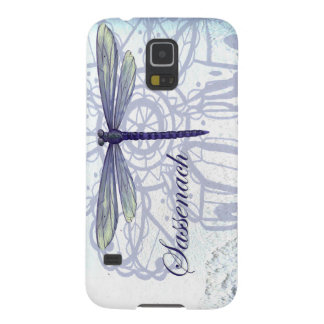 Dragonfly Phone Skin Galaxy S5 Case