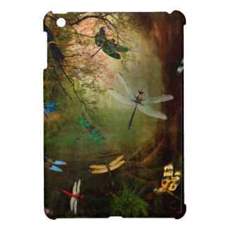 Dragonfly Playground Case For The iPad Mini