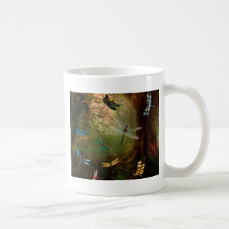 Dragonfly Playground Coffee Mug