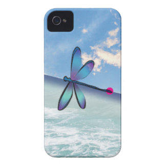 dragonfly-sea-sky iPhone 4 covers