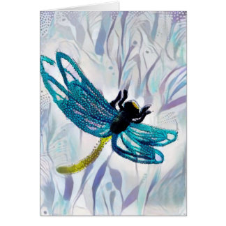 Dragonfly Series #2 Card