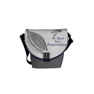 Dragonfly Tulip Mini Messenger Bag
