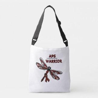 Dragonfly/Warrior...APS Crossbody Bag