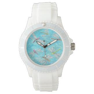Dragonfly Wrist Watch