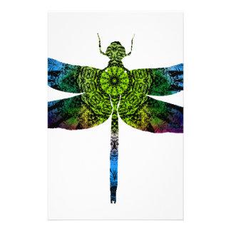 dragonflyk52017 stationery