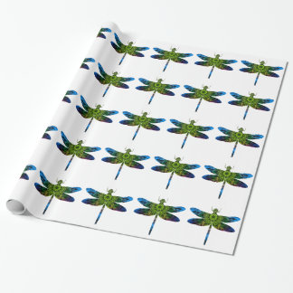 dragonflyk52017 wrapping paper