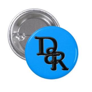 Dragonics & Runics Buttons - Council Blue