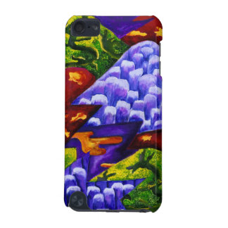 Dragonland - Green Dragons & Blue Ice Mountains iPod Touch (5th Generation) Cover
