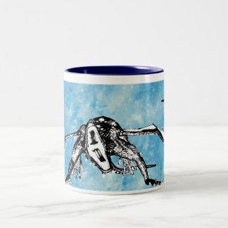 dragons are real coffee mug