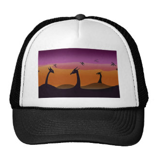 Dragons at Sunset Hat