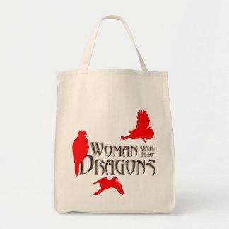 """dragons, """"birds of prey"""" """"lady hawkers"""" """"lady falc"""