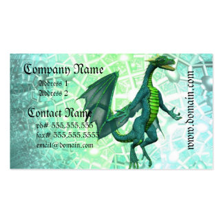 Dragons Breath Business Cards
