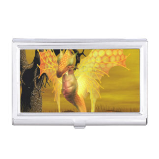 Dragons Business Card Case