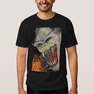 Dragons Fire T Shirt