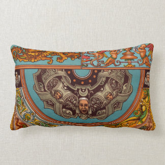Dragons & Gargoyles Lumbar Pillow