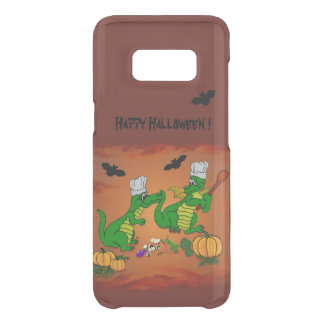 Dragons - Happy Halloween ! Today I will cook Uncommon Samsung Galaxy S8 Case