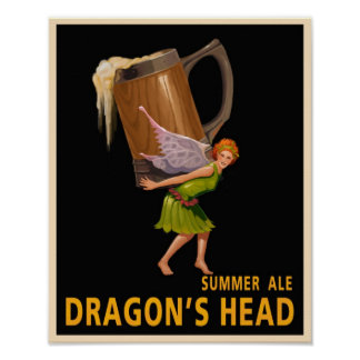 Dragon's Head Poster