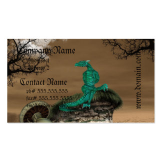Dragons Lair Business Cards