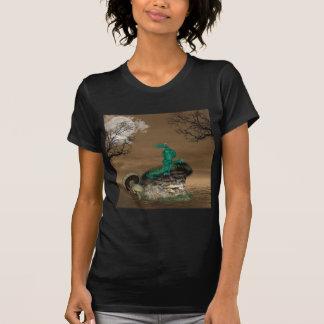 Dragons Lair  Ladies T-Shirt