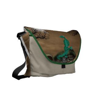 Dragons Lair  Messenger Bag