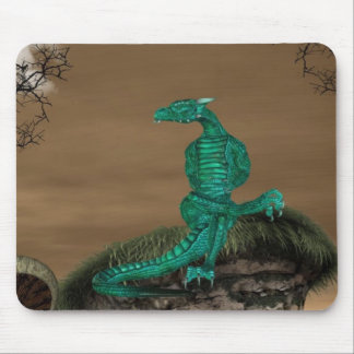 Dragons Lair Mouse Pad