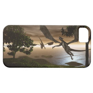 Dragons Lake iPhone 5 Case-Mate Barely There Case For The iPhone 5