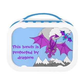 dragons lunch box
