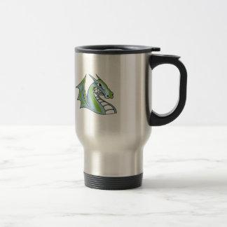Dragons Mascot Coffee Mug