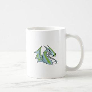 Dragons Mascot Coffee Mugs
