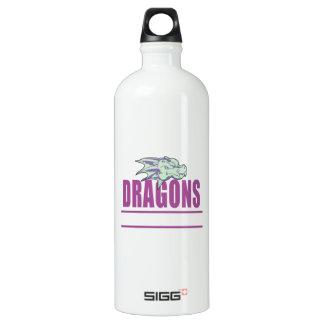 DRAGONS MASCOT SIGG TRAVELLER 1.0L WATER BOTTLE
