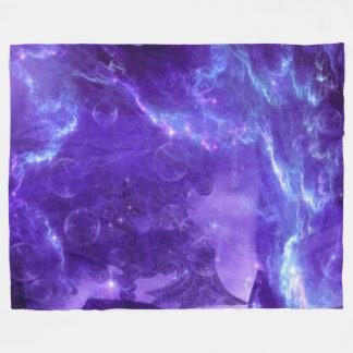 Dragon's Mate's Dreams Fleece Blanket