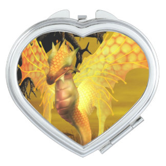 Dragons Mirror For Makeup