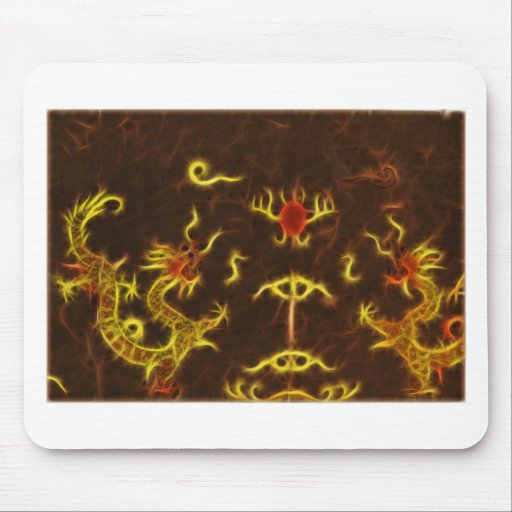 Dragons Mousepads
