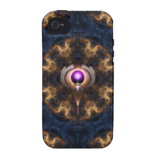 Dragons Ring Of Fire Vibe iPhone 4 Cover