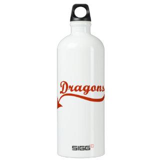 DRAGONS SCRIPT SIGG TRAVELLER 1.0L WATER BOTTLE