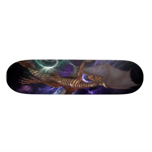 Dragons Skateboard