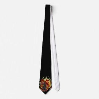 Dragon's Temple Tie