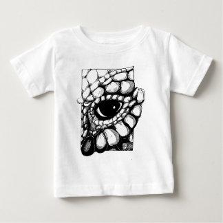 DragonseyeBW.jpg Baby T-Shirt