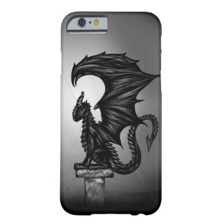 Dragonstatue Barely There iPhone 6 Case