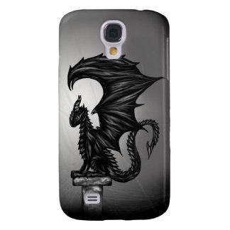 Dragonstatue Galaxy S4 Case