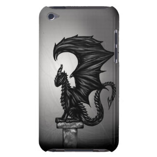 Dragonstatue iPod Touch Case