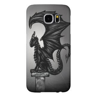 Dragonstatue Samsung Galaxy S6 Cases