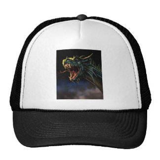 Dragoon Mesh Hat