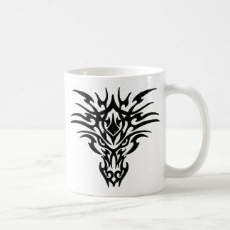Dragoon head mug