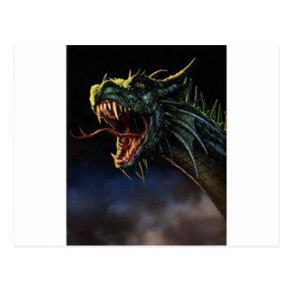 Dragoon Post Card