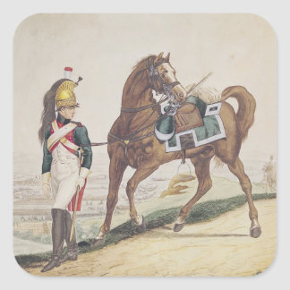 Dragoons of the French Imperial Army Stickers