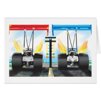 dragsters card