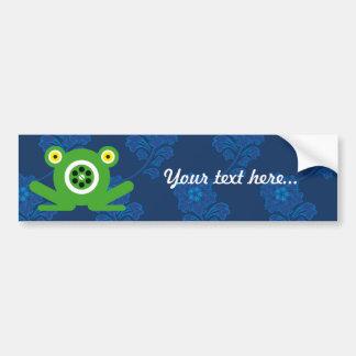 Drain Frog® Bumper Sticker