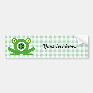 Drain Frog® Bumper Stickers