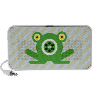 Drain Frog® iPod Speaker